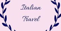 Italian Food / Here you can find authentic and traditional Italian Food including pasta, pizza, desserts and salad. Plenty of quick and simple meals for the whole family.