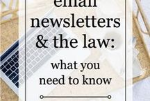 Email Marketing Legal tips / Legal information to run your email marketing (curated content - but we can't guarantee completeness / accuracy or validity) | To join the board follow Quiz4Leads & send a message on Pinterest | Post only true and relevant content or we will remove you