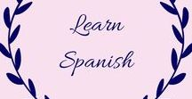 Learn Spanish / If you are looking to teach your children Spanish (or learn it yourself) this board is full of ideas, games, worksheets and tips. You'll be speaking fluently before you know it.