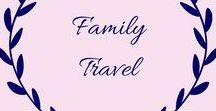 Family Travel / From the best way to pack for the entire family to keeping the kids entertained during a long flight, here's everything you need to know about planning a family holiday and traveling with kids.