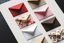 #DIYEnvelopes