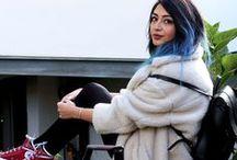HEBA ELE Fashion / My outfit looks, many grunge inspired vibes