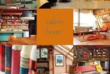 Cabin Fever|StoryboardC. / All A-Frame Mid-Century Madness for Cabins.