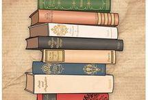 Books / by Saundra McKenzie