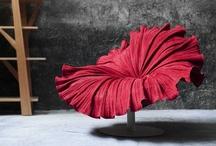 Chairs / by Saundra McKenzie