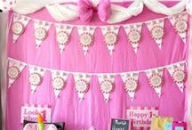 Party Planning / Everything you need to plan the perfect party! Party decor, party recipes, DIY projects and more!