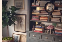 Bookshelves & Libraries