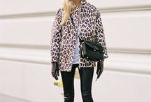 Street Style  / New York, London, Paris & all over the globe~ my favorite street style shots to inspire....
