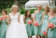 Lovely Brides and Bridesmaids