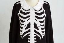 Fashion / Dress everyday like its a funeral <3