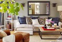 living room / by Lindy Vint
