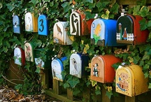 """You've Got Mail"" / by Saundra McKenzie"