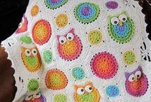 Crochet / by Saundra McKenzie