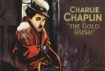 Charlie Chaplain / by The Fine Art Diner