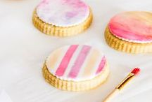 Cookies / So beautiful its hard to believe you can eat them.