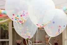 Birthdays  / by Audrey Spiars