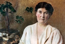 Willa Cather / by The Fine Art Diner