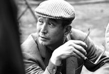 Akira Kurosawa / by The Fine Art Diner
