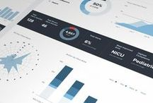 Dashboards & Visualisations / Dashboard designs and visualisation for your next website project.  #dashboard #uidesign #uix #websitedesign #webdesign