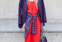 Fashion Week Street Style / by Sanda Belaire