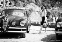 Vintage Cars / Vintage cars are as beautiful classy women proud of their age!