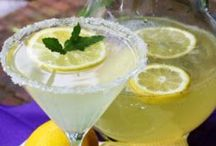Imbibing! / Drinks!  Mainly adult, but smoothies and alternatives, too. / by Jen A