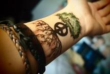 Tattoos / by valerie vasquez