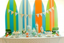 Mac Turns One! - Under the Sea / Under the Sea First Birthday Party
