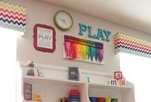 Basement Remodel & Playroom