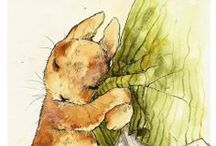 Children's Books and children Illustrations