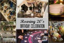 Roaring 20s Birthday Party