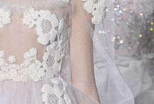 colour of {white // cream // ivory}
