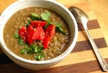 Soups I want to try / by Annulla Annulla