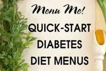 Type 2 Diabetes / Diabetes diet and tips