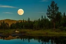 Moonshine / the Moon
