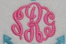 Embroidery machine / by Jennifer