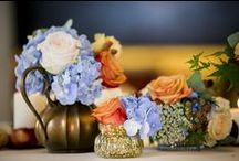 Flowers decorations / With their colors and scents, flowers are a key element of any events!