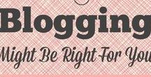 Blogging to Success / Learn the effective blogging secrets I How to start an effective and attractive blog I Tips to increase your blogging traffic I How to customize your blogs and more I Feel free to Share my Pins in this Board