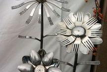 Welded Flowers