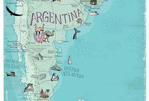 Argentine / Trip list 3