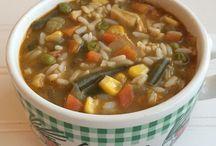 Vegan Soups, Broths, & Stews