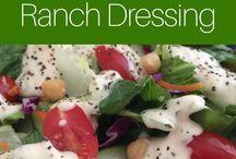 Vegan Salad Dressings