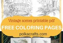 Polka Crafts & DIY / Easy and fun DIY craft projects from Polka Crafts blog.