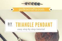 DIY Jewelry / Favorite DIY Jewelry projects and inspirational designs, useful tips & tricks for jewelry making.