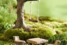 DIY Miniatures / Favorite DIY miniatures for fairy gardens and much more