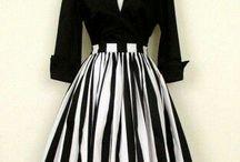 Skirt: Black