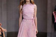 Dress: Pink