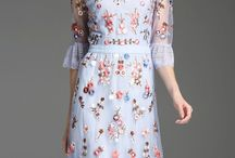 Dress: Mesh