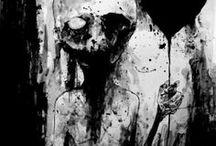 ສິນລະປະ/Art / Pastel Gore | Guro | Dark | Sketch |  NO PIN LIMITS