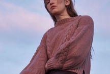 Womenswear knit